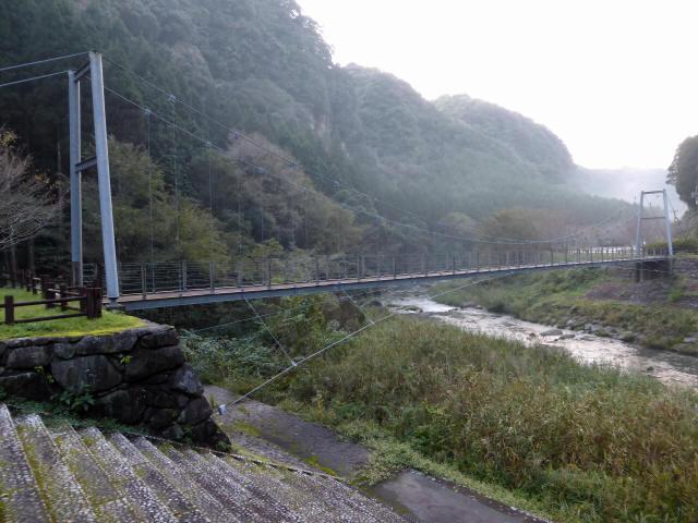 神之川小吊橋5