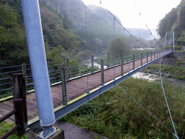 神之川小吊橋6