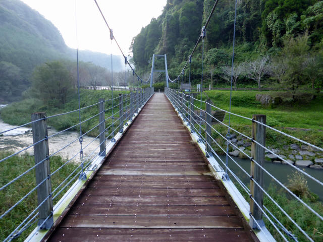 神之川小吊橋7