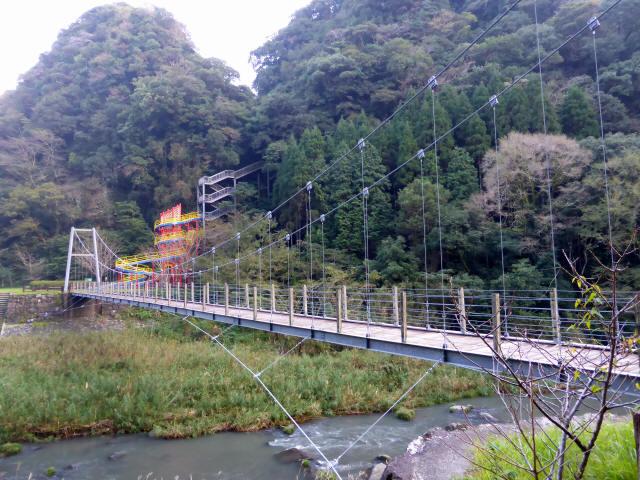 神之川小吊橋8