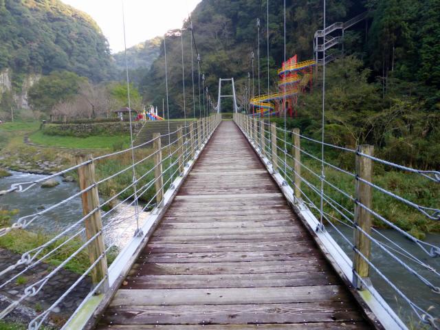 神之川小吊橋0