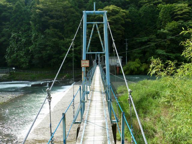切杭の吊橋3