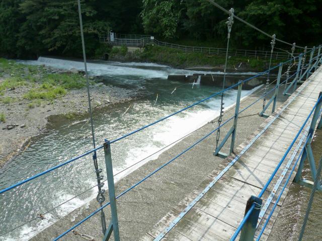 切杭の吊橋4
