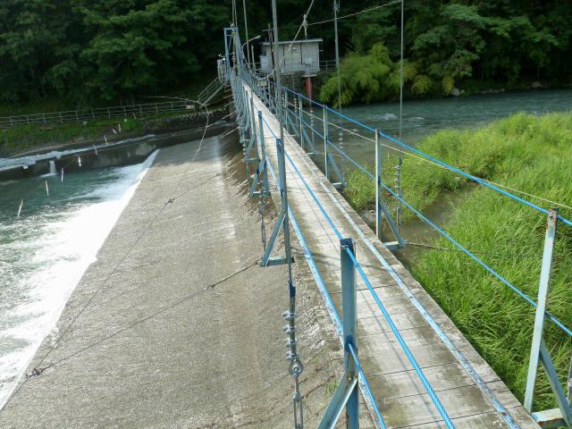 切杭の吊橋10