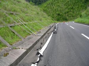 被災直後2006年6月