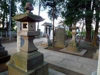 加茂神社石燈籠