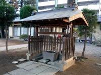 加茂神社手水舎