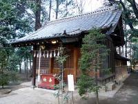 加茂神社拝殿