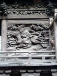 加茂神社 本殿彫刻 右