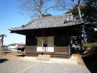 武国神社 拝殿