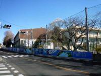 さいたま市立大宮別所小学校の壁画