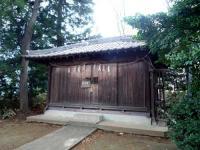 別所稲荷神社 阿弥陀堂