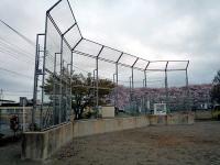 つつじヶ丘公園 野球場
