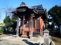 南方神社 拝殿