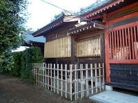南方神社 幣殿