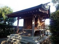 南方神社 本殿