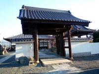 清浄院 山門