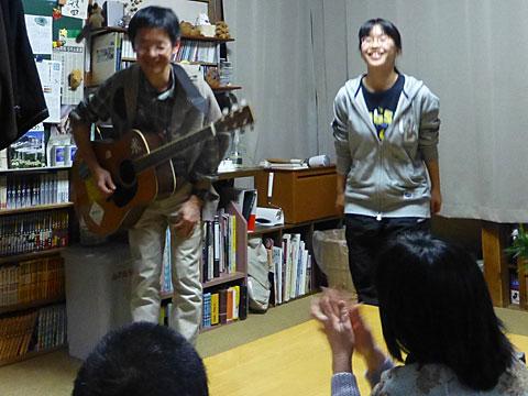 13 12/22 笑&大西さん