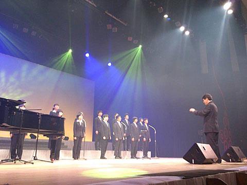 13 12/5 旭川音楽の夕べ ステージ