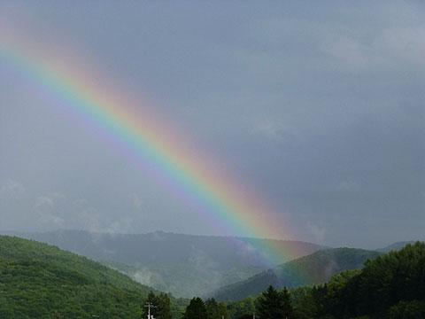 13 8/20 虹