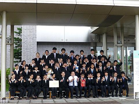 13 8/9 Nコン 集合写真