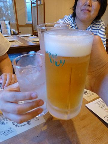 13 9/4 居酒屋「りしり」