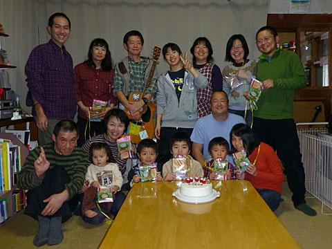13 12/22 クリスマス 集合
