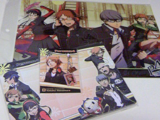 PERSONA4グッズ1