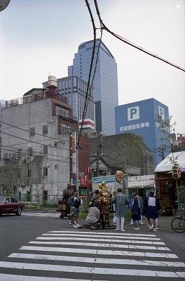 北新宿祭り