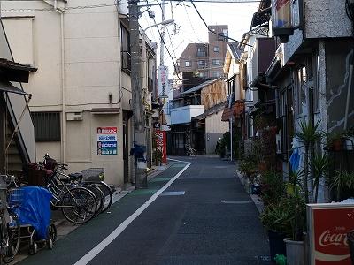 富士見湯通り