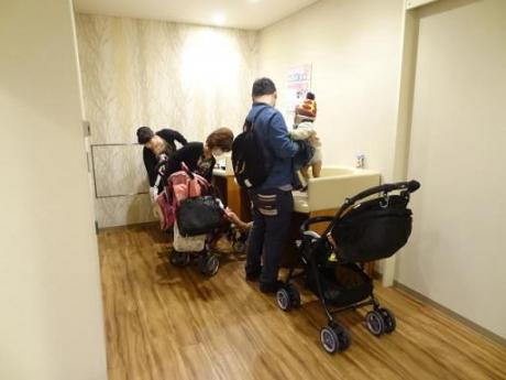 2014年11月25日モザイク授乳室④