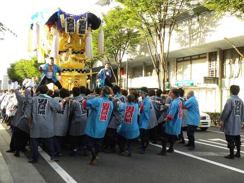 大橋祭り 103