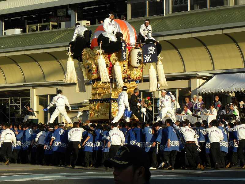 大橋祭り 105