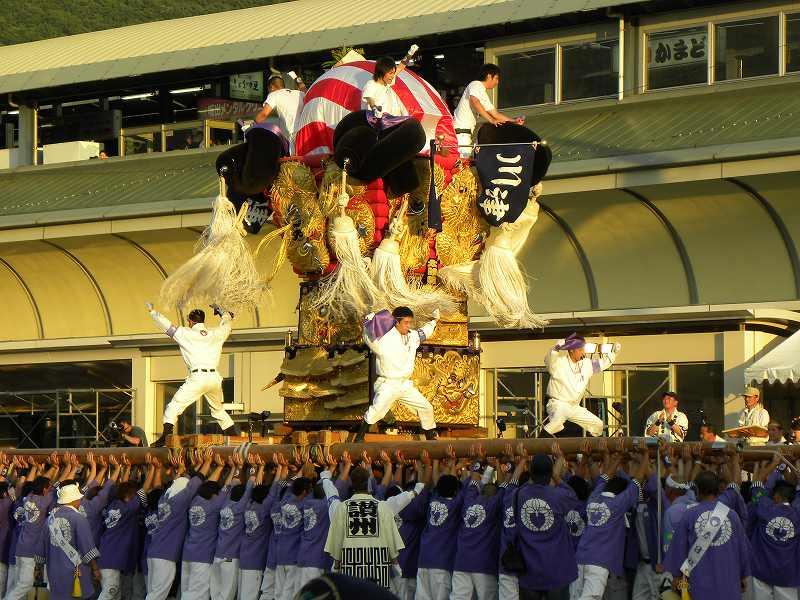大橋祭り 108