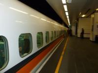 2012年度高雄顧客尾牙(忘年会)参加のため台湾新幹線で高雄へ行きます