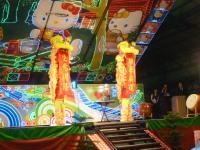 2012年度高雄顧客尾牙(忘年会)の獅子舞