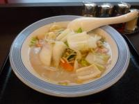 リンガーハットの冬限定白菜チャンポン0126
