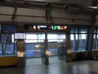 台湾鉄路沙崙站連絡口130205