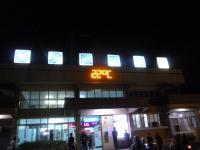台湾国鉄永康站130205