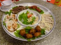 台南阿美飯店のオードブル130205