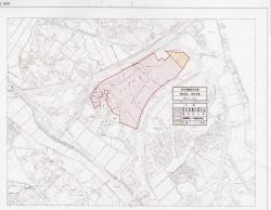 稲岡地区計画図
