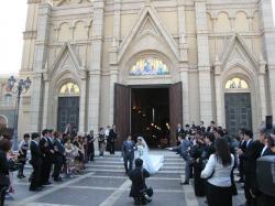 照井さん結婚式