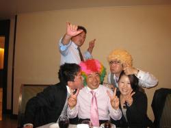 照井さん結婚式2