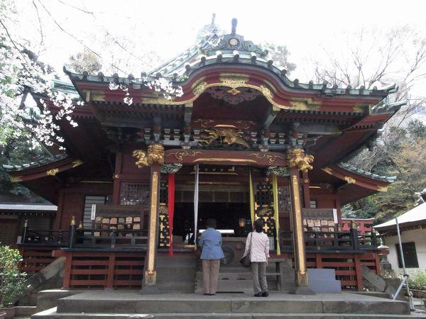 王子稲荷神社・
