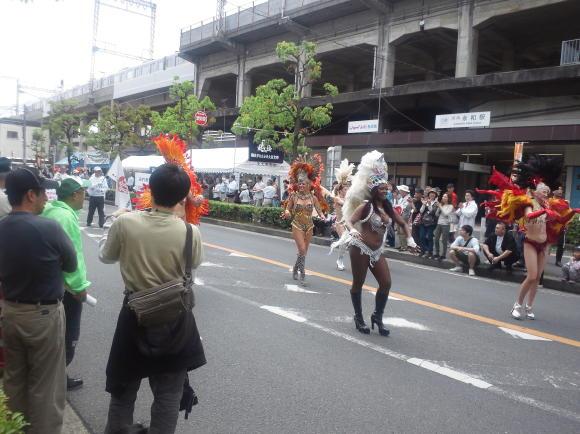 サンバ祭り