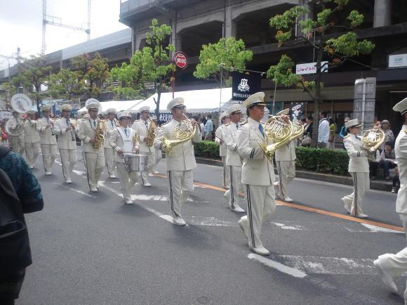 警察ブラス祭り