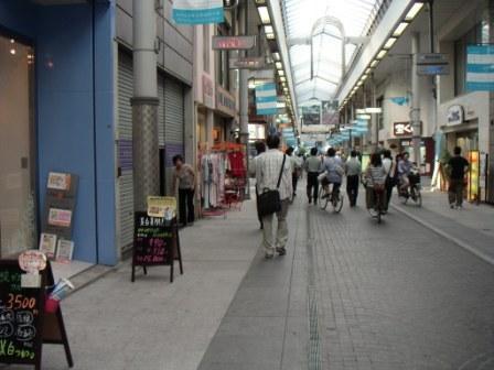 20100911今日の商店街2