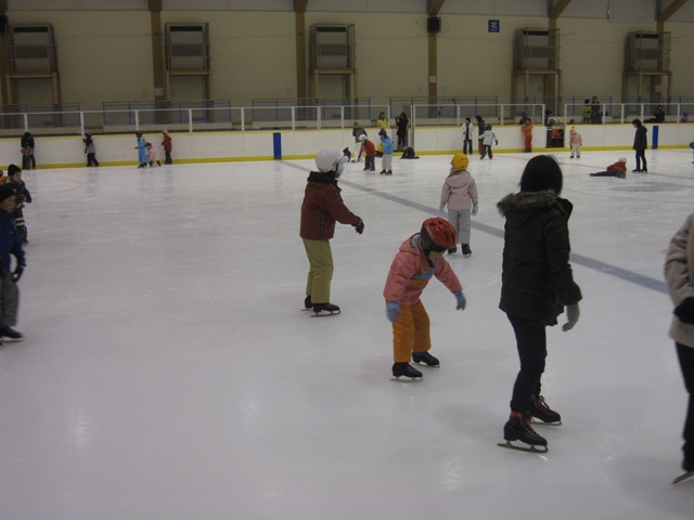 スケート教室5