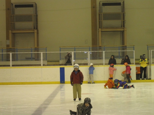 スケート教室1