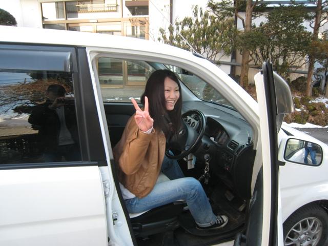 運転免許取得2
